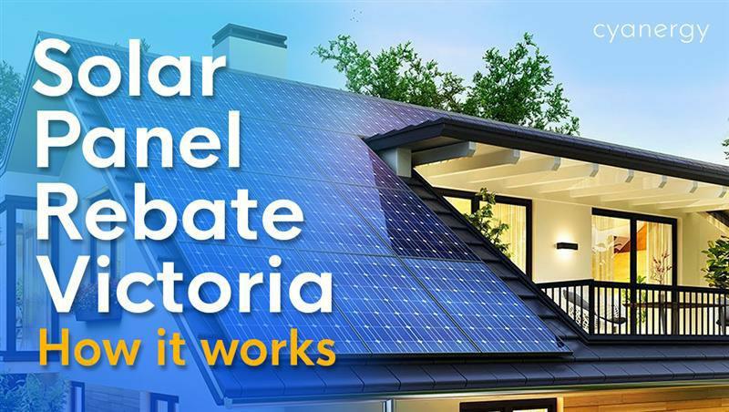Solar Panel Rebate Victoria