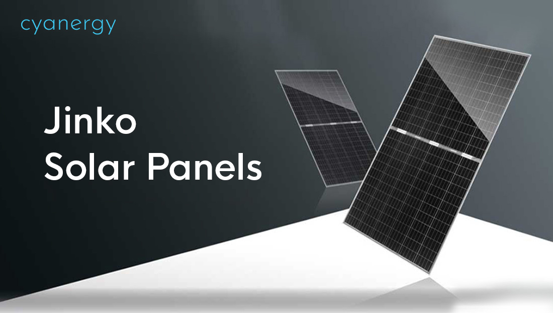 Jinko Solar Panel By Cyanergy